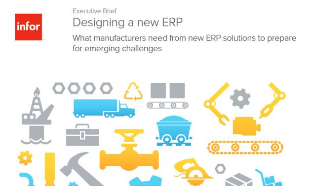Designing a new ERP 3