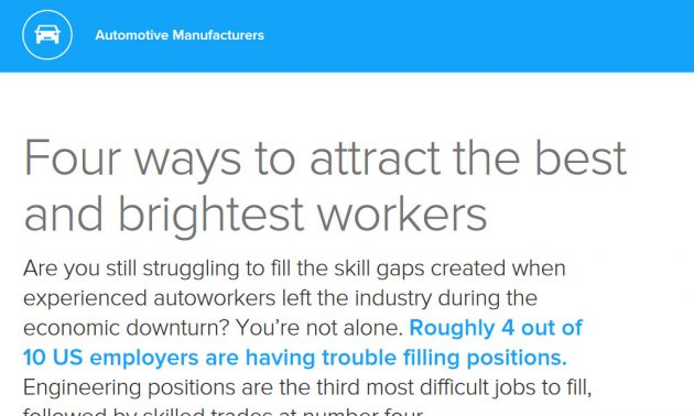 4 ways to attract the best and brightest workers 5