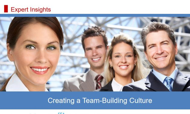 Creating a Team Building Culture 3