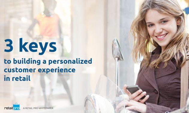3 Keys To Personalization 3