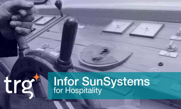 Infor SunSystem and financial management solution for hospitality