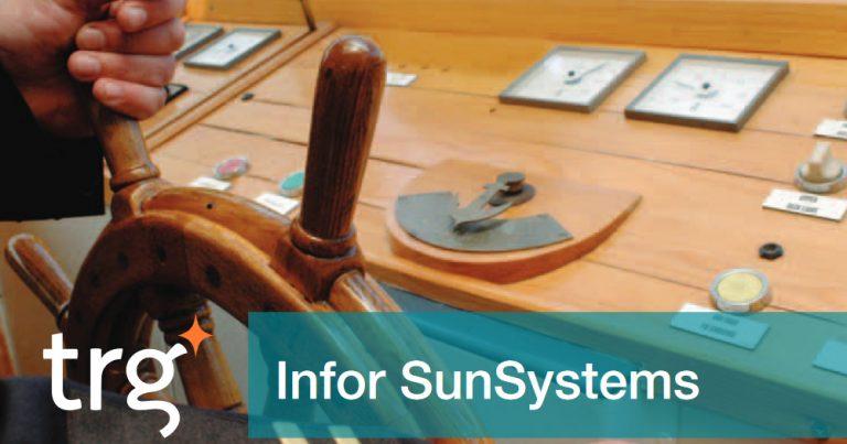 Infor SunSystem