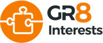 GR8 Interests Logo