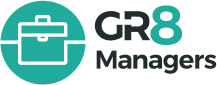GR8 Managers Logo