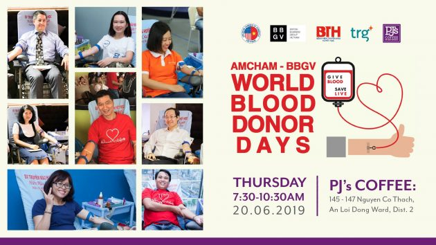 TRG Voluntary blood donation Event