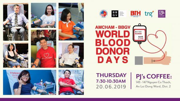 World Blood Donor Days 2019 2
