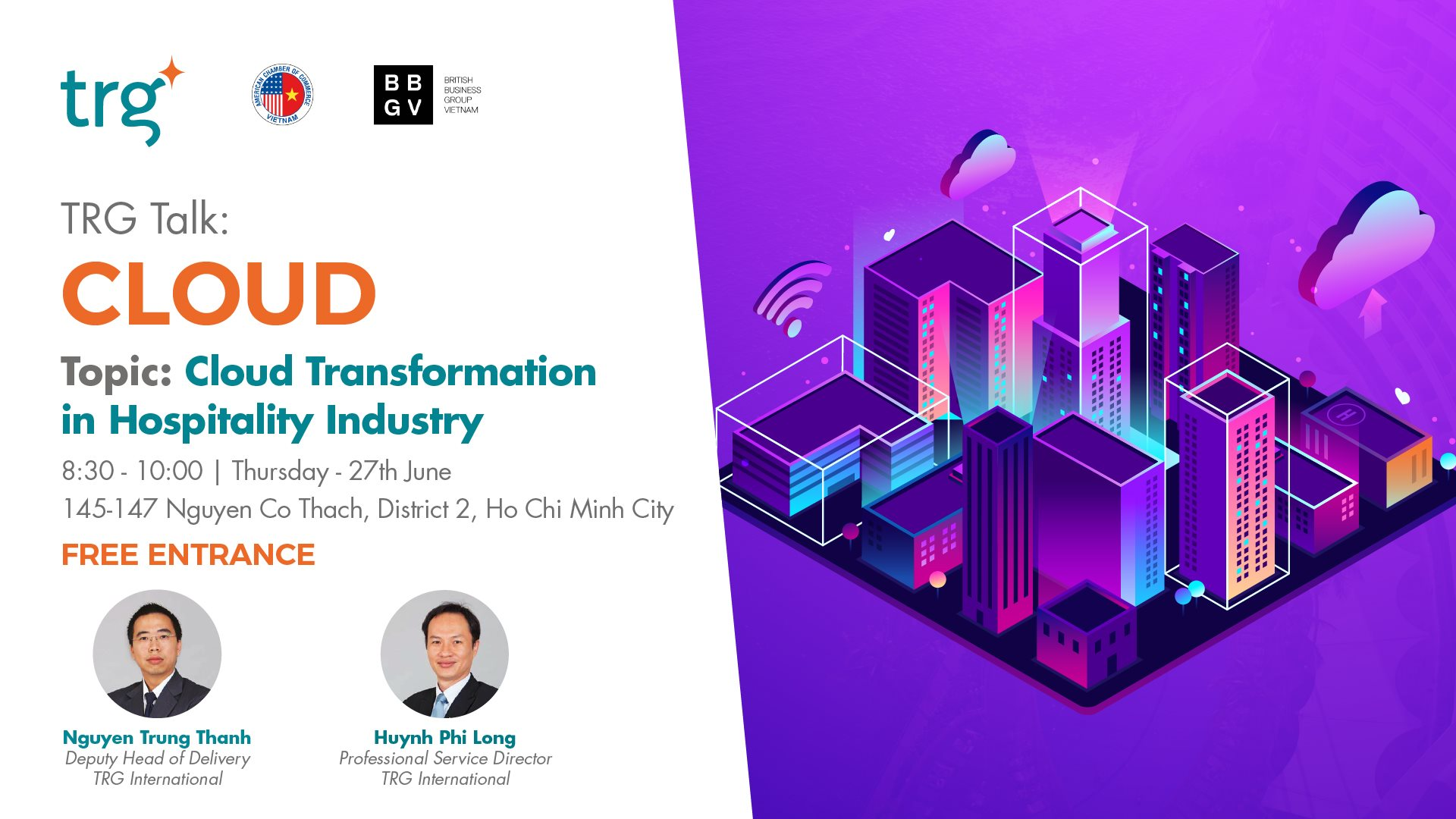 Cloud Transformation in Hospitality Industry | TRG International