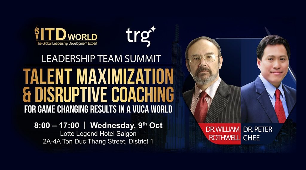 Leadership team summit conference