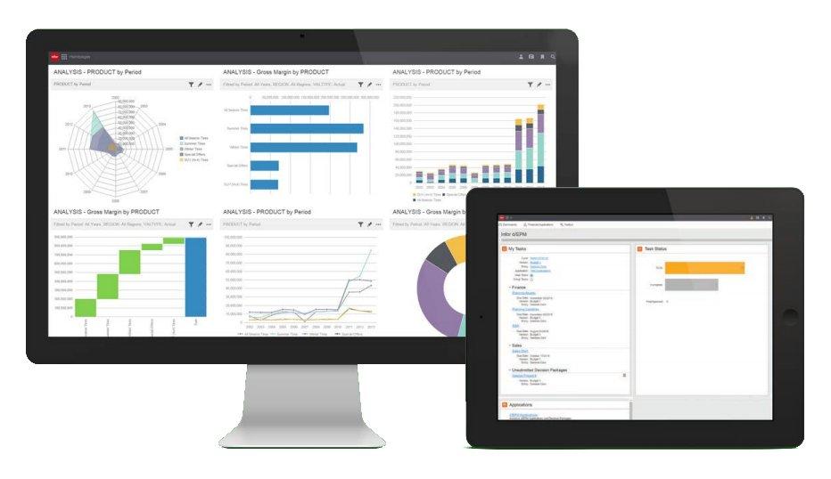 Dynamic Enterprise Performance management d/EPM solution/ automate financial reporting