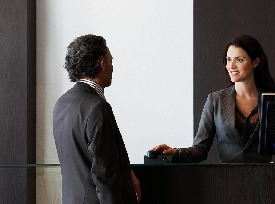 TRG Hospitality management IT solution