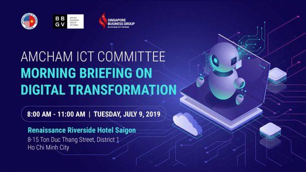 Amcham ICT networking event