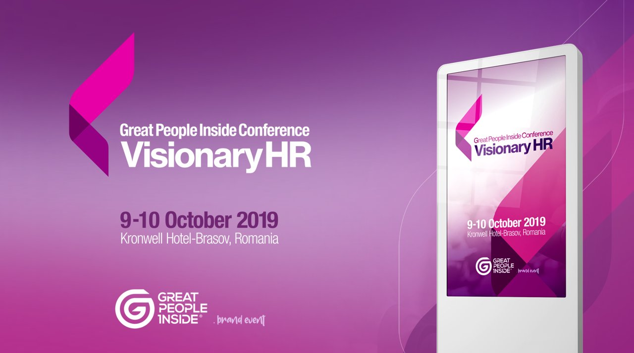 Great People Inside Conference: Visionary HR 1