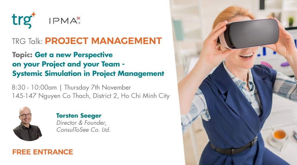 TRG Talk Project Management