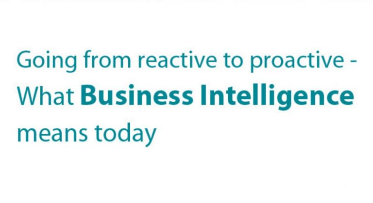 whitepaper for Business Intelligence