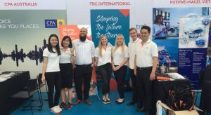Fun, Games and Bright Futures with TRG International at RMIT Career Fair 2019 4