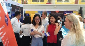 Fun, Games and Bright Futures with TRG International at RMIT Career Fair 2019 5