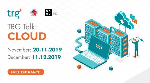 TRG Talk Cloud Computing event series
