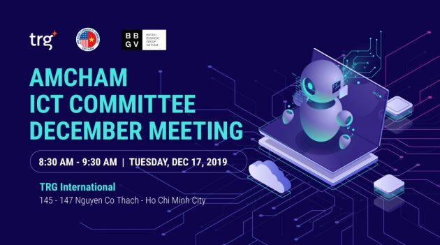 AmCham ICT Committee December Meeting 1