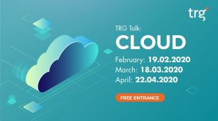 TRG Talk: Cloud Enablement - March 2020 2