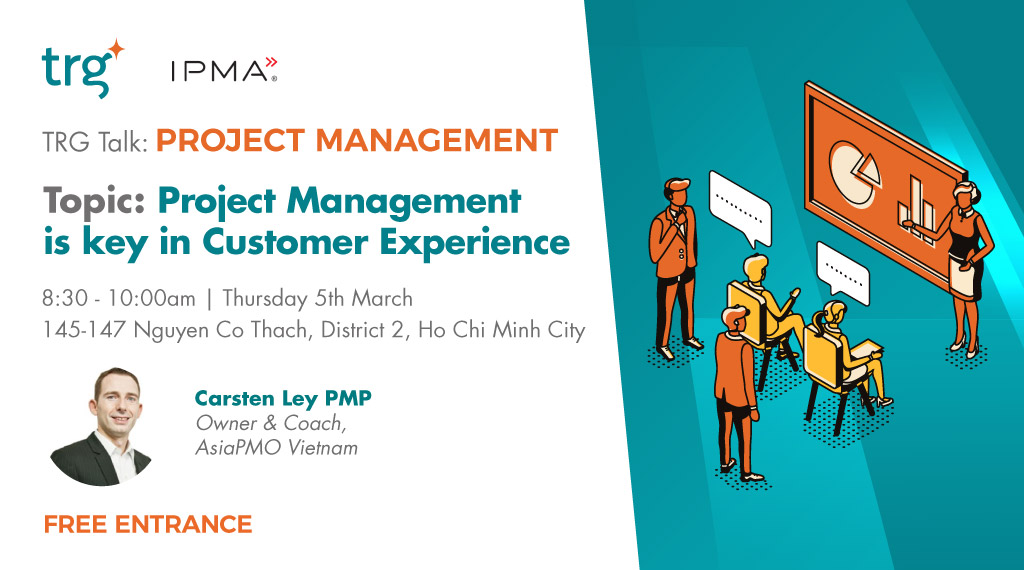 Project Management is the key in Customer Experience 6