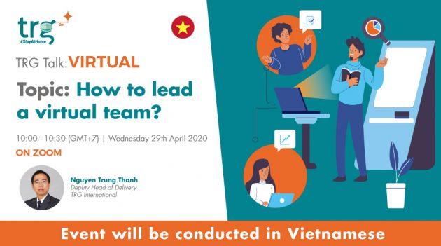 How to lead a Virtual Team? 6