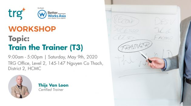 WORKSHOP: Train the Trainer (T3) 6