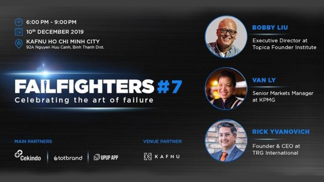 Fail Fighters event