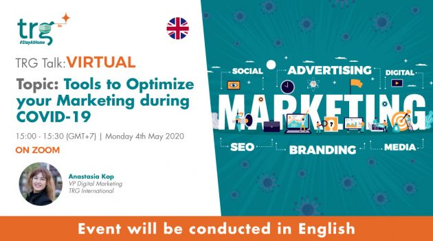 Tools to Optimise your Marketing during COVID-19 5
