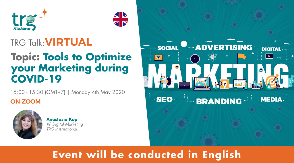Tools to Optimise your Marketing during COVID-19 1
