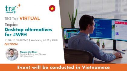 Desktop alternatives for #WFH 3