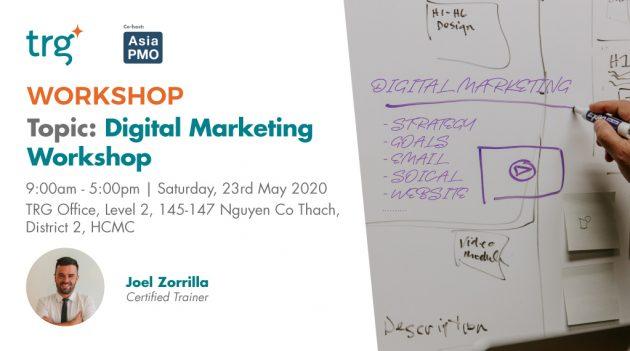 Digital Marketing Workshop 3