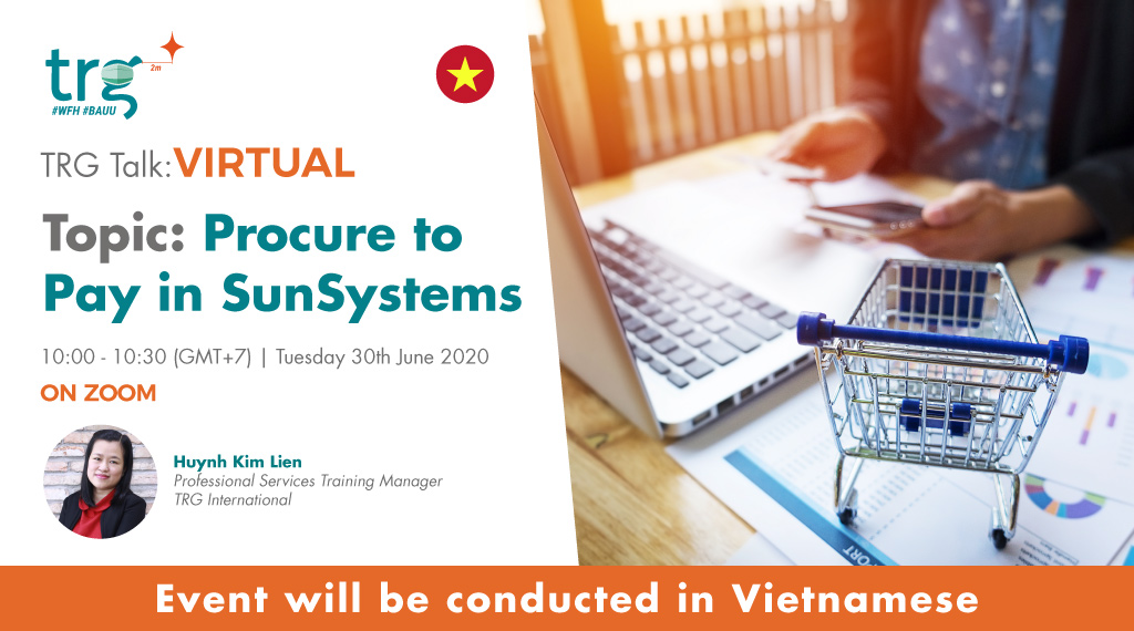 Procure to Pay in SunSystems 1