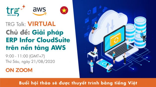 Giải pháp ERP Infor CloudSuite trên nền tảng AWS 2