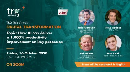 How AI can deliver a 1,000% productivity improvement on key processes 7
