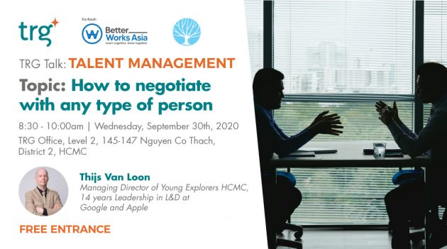 How to negotiate with any type of person 2