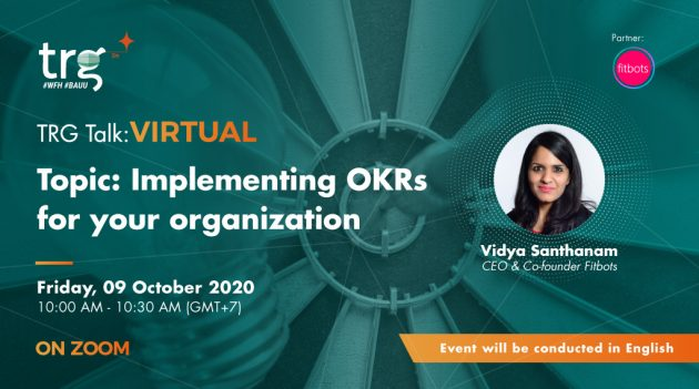 Implementing OKRs for your organisation 3