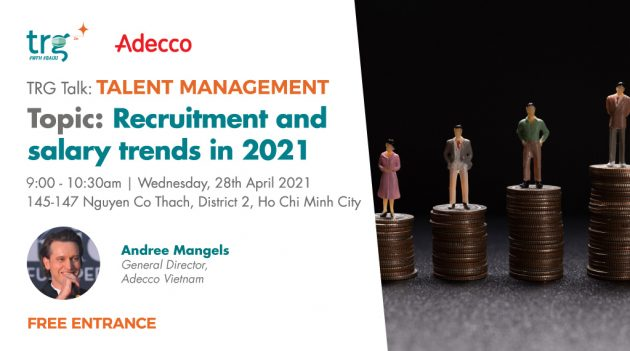 Recruitment and salary trends in 2021 1