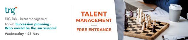 Talent Management Series 3