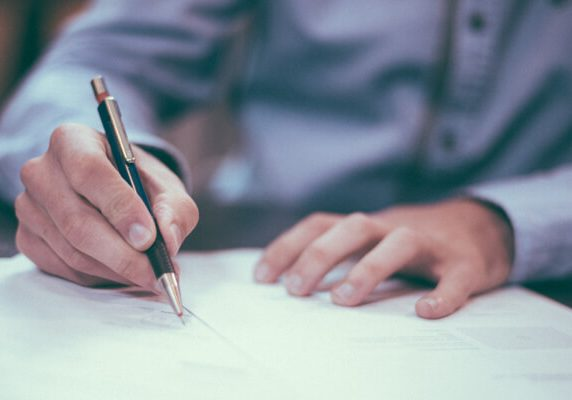 Man-with-pen