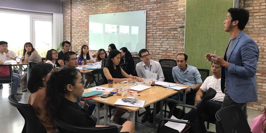 TRG Talk are a series of monthly community events co-organised by TRG International and PJ's Coffee Vietnam where we invite highly competent and inspirational speakers to promote the latest trends in the IT industry and the HR world, as well as tips and trick in improving your project management skills.
